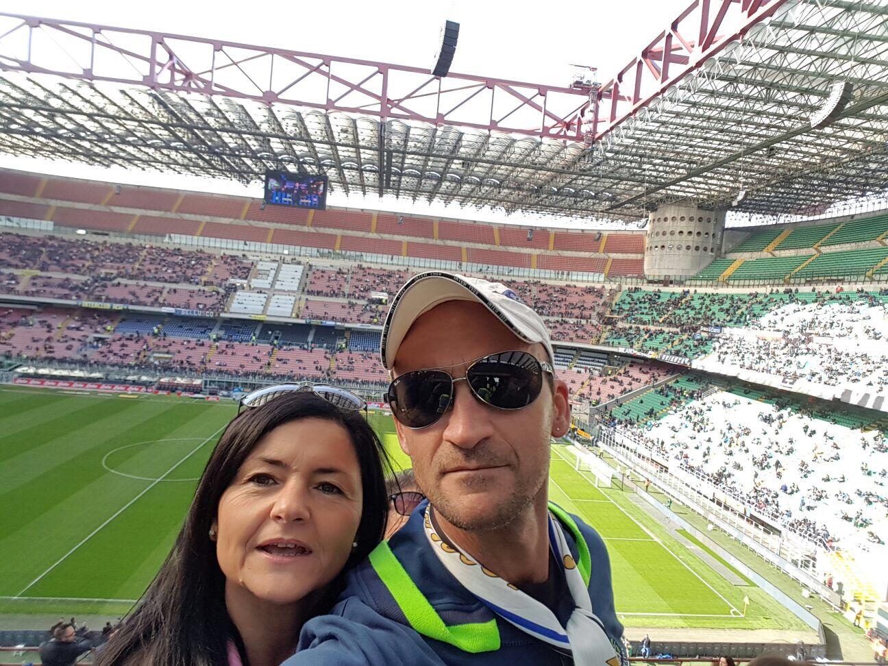 Ottolini vladimiro allo stadio san siro - Cosa si puo portare allo stadio san siro ...